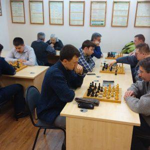 Шахматный турнир, 2015 г.